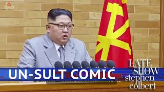 Kim Jong Un Puts 2020 Democrats On Blast