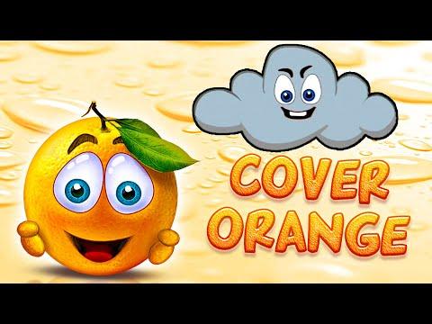Cover Orange - Эпизод 1 самые легкие уровни, прохождение логической игры про апельсин и злое облако.