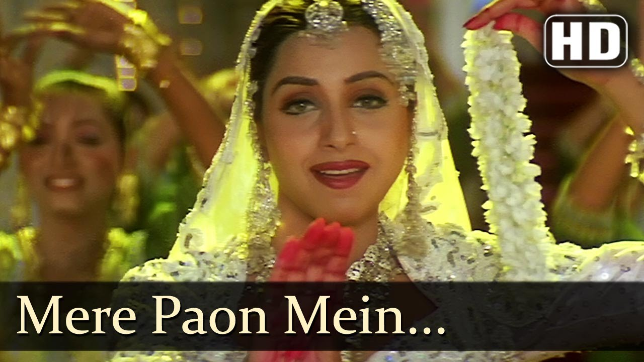 Download Salma Pe Dil Aaga Ya  - Mere Paon Me Mehndi Lagi - Kumar Shanu - Lata