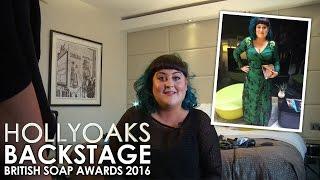 Soap Awards Style Stealer: Jess Red Carpet Makeup