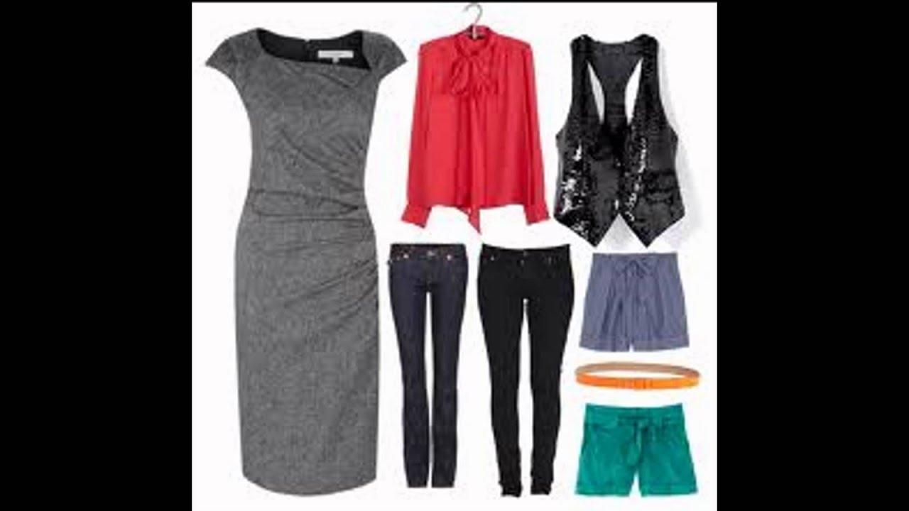 vestidos y ropa de moda