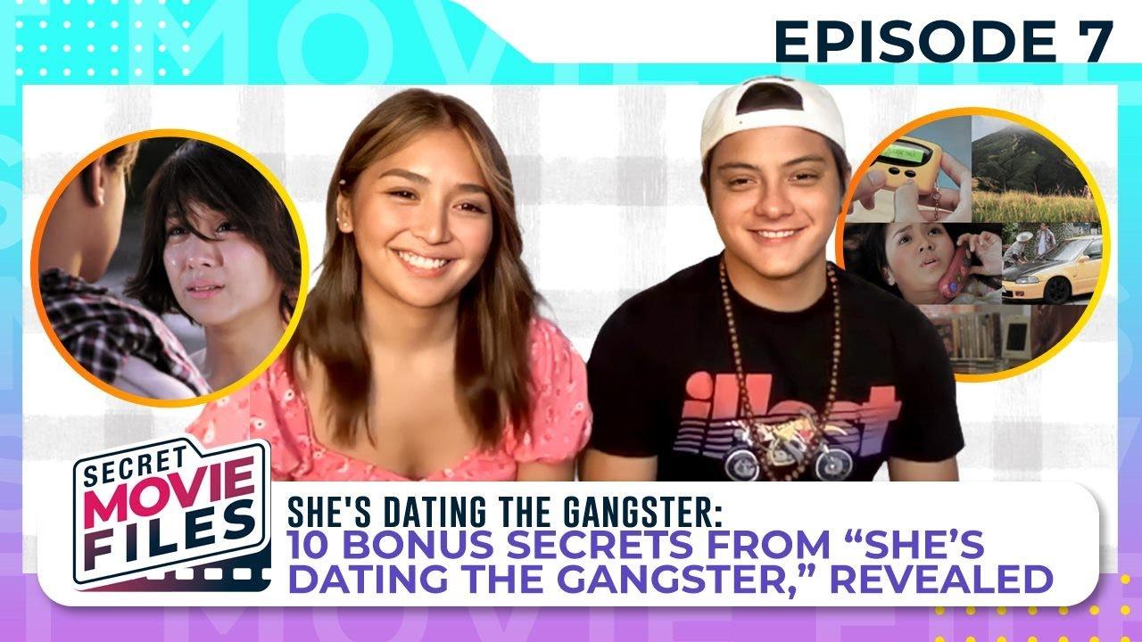 "Download 10 Bonus secrets from ""She's Dating the Gangster,"" REVEALED | Star Cinema Secret Movie Files Ep. 7"