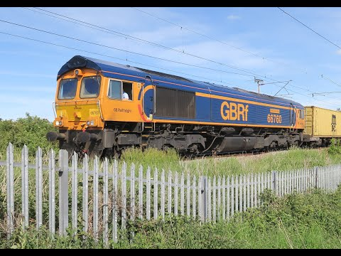 MAINLY FREIGHT  WILSONS XING  26 05 2020.