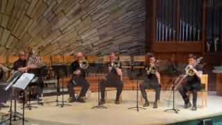 Bach - Brandenburg Concerto No 2 - Compass Rose Brass