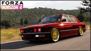 Mergem la Car Meet cu un M5 88' | Forza Horizon 4