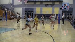 Heritage High School: Girls Varsity Volleyball, 2018-2019 Season Recap