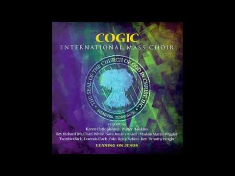 Lord You've Sure Been Good To Me -COGIC International Mass Choir