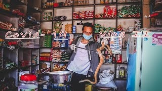 "Lockdown "" Snake in Shop "" 