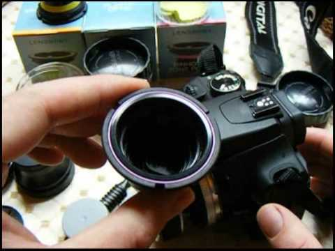 Lensbaby Composer Review  - Optic Swap System & Wide Angle / Macro Converter