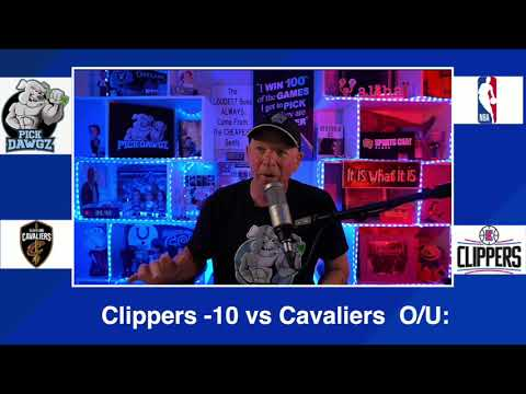 Los Angeles Clippers vs Cleveland Cavaliers 2/14/21 Free NBA Pick and Prediction NBA Betting Tips