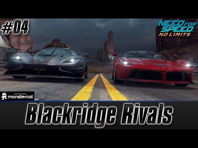 Need For Speed No Limits: Blackridge Rivals | Season 17 (Day 4) | I HATE GORGE BRIDGE SPRINT!!