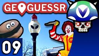 [Vinesauce] Joel - Geoguessr ( Part 8 McDonalds Special )