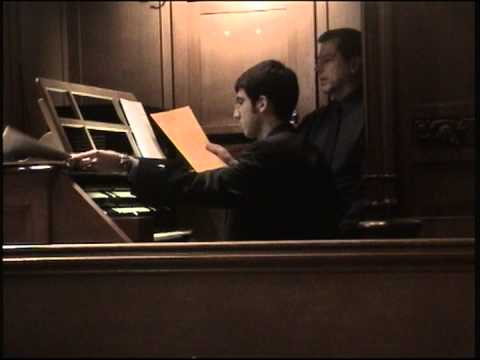 Lenten Noontime Organ Recital - Jim Roman