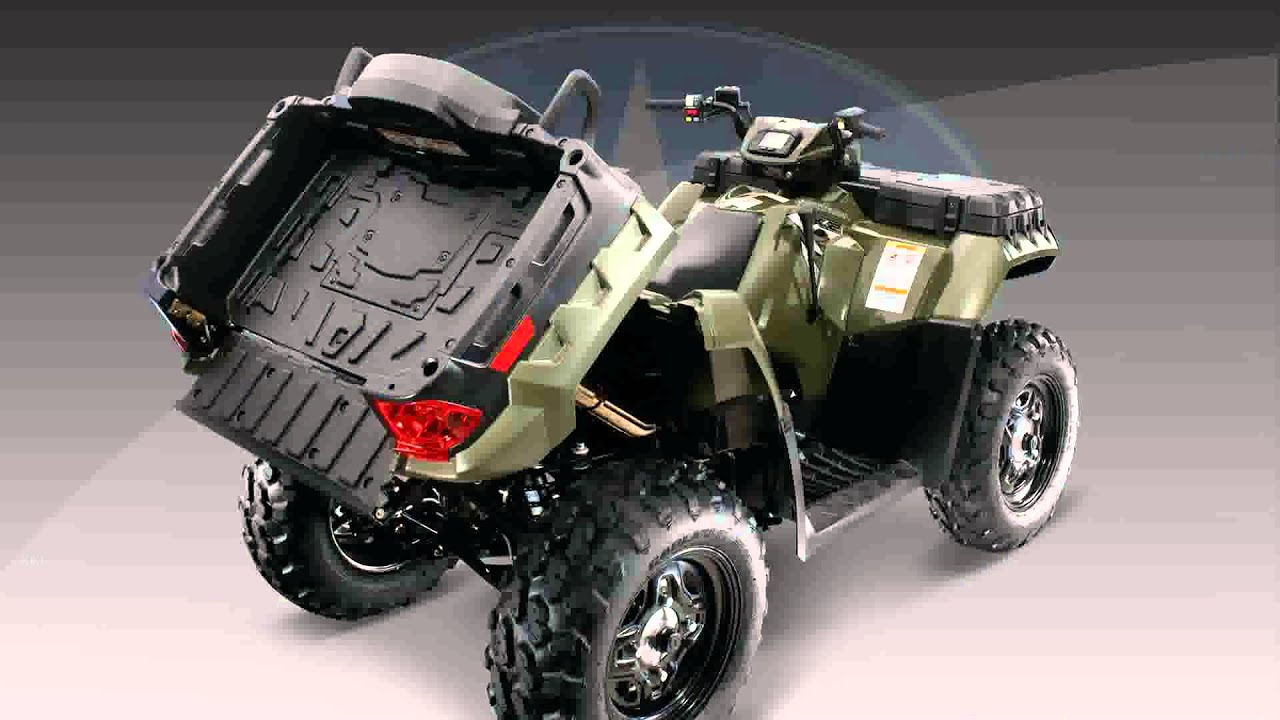 Polaris sportsman 400 ho youtube publicscrutiny Image collections