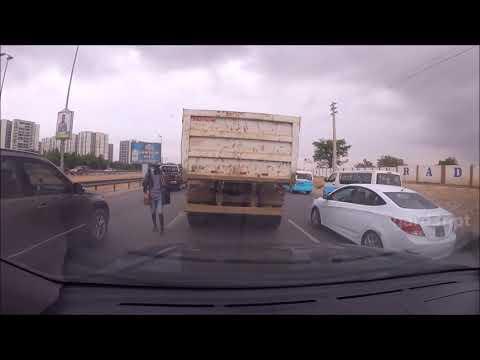 Roads of Luanda - Angola