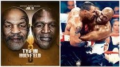 Pourquoi Tyson Holyfield 3 est inévitable ? (L'art de la communication)