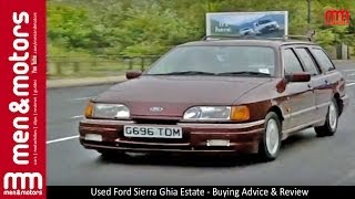 Used Ford Sierra Ghia Estate - Buying Advice & Review