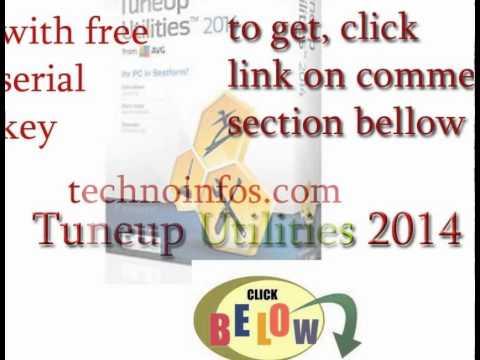 TuneUp Utilities Full Version with Free Genuine Serial Key