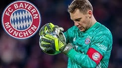 Verlässt Manuel Neuer den FC Bayern ?!