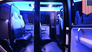 Uber unveils first look at its flying taxi, Uber air - TomoNews