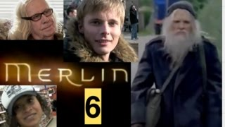 Merlin: Season 6 Trailer Full New Series - BBC One