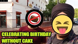 Celebrating Gaurav's Birthday without Cake **FUNNY REACTIONS**😂