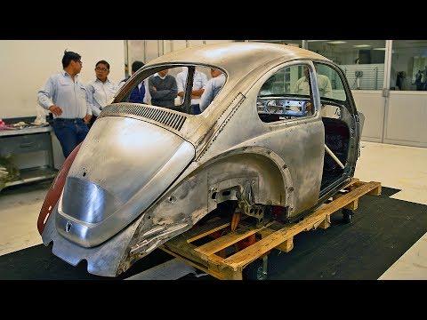 Car Restoration – 1967 Volkswagen Beetle