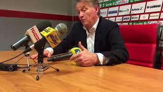 """Tesser:""""Abbiamo meritato di vincere contro il Parma"""""""