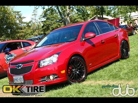 Trifecta Performance Tuned Chevrolet Cruze Exhaust Start ...