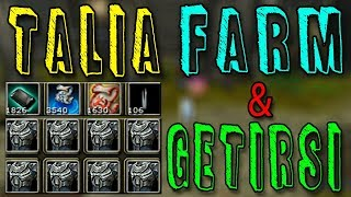 Knight Online Talia Farm | Talia Skin Nasıl Yapılır?