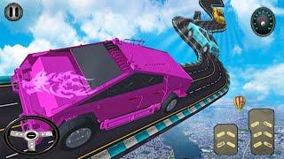 Cybertruck Stunts Driving Simulator: Racing Game - Android GamePlay -Driving Simulator Games Android
