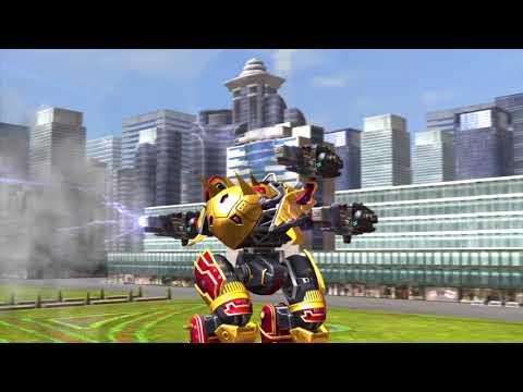 War Robots. 6v6 Tactical Multiplayer Battles store video