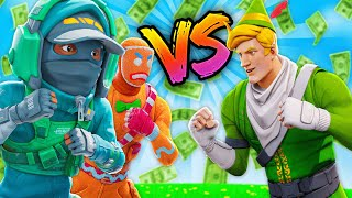 Fresh & Lazarbeam vs Lachlan in the Cash Cup!