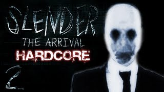 Slender: The Arrival HARDCORE | Part 2 | PROFESSIONAL SLENDER KILLER