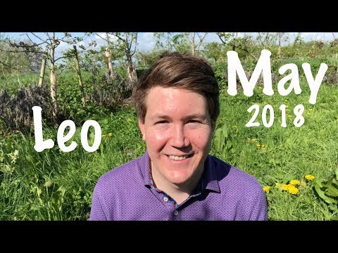 Leo May 2018 Horoscope  Gregory Scott Astrology