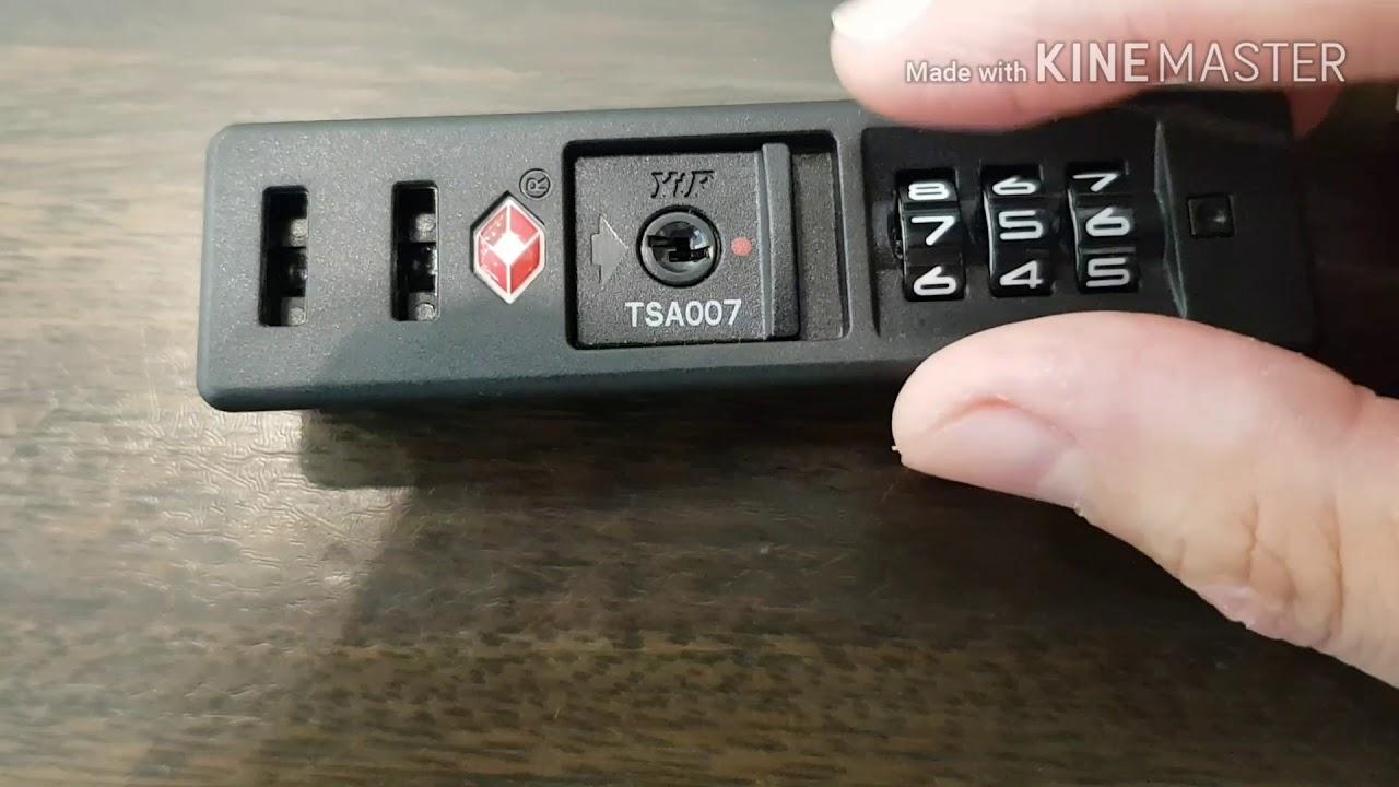 วีธีหา รหัสรุ่น TSA LOCK กรณีลืมรหัสกระเป๋า เท่านั้น (ไม่ควรใช้ในทางมิจฉาชีพนะค้าบ) by codebagsfix