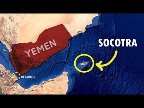 Perché gli Emirati Arabi vogliono COMPRARE quest'isola remota (Socotra)