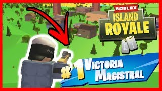 THE MOST IMPORTANT ACCESSORY in ISLAND ROYALE (Fortnite by Roblox)