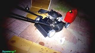 Complete LAWNMOWER wth B&S Engine for less than the Engine Alone