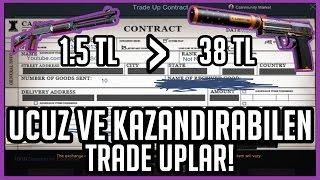 Ucuz ve Kazandıran Trade Uplar! CSGO Trade Up