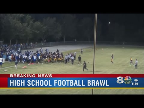 Video Shows Brawl Erupt Between Middleton, Jefferson Football Players During Game