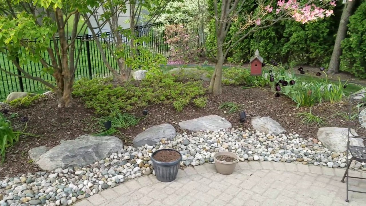 new baltimore mi french drain hybrid solution utilizing a dry