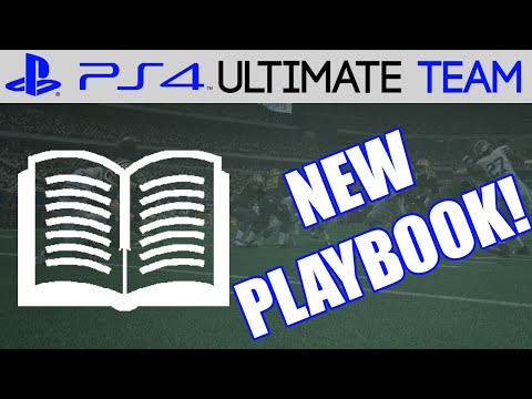 New playbook madden 15 ultimate team gameplay mut 15 ps4 gameplay
