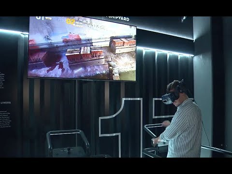 """""""Discovery Dock"""": Der Hamburger Hafen in Virtual Reality"""