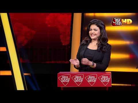 Aaj Tak Launches Aaj Tak HD Channel