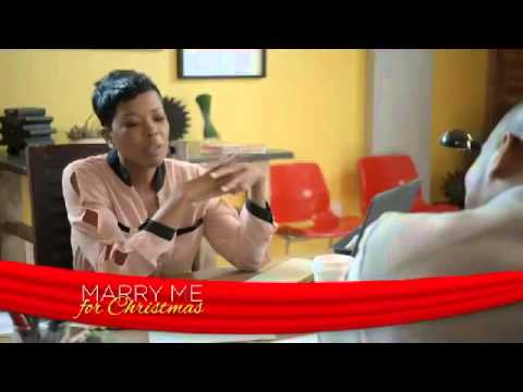 Marry Me for Christmas Trailer for movie review at http://www ...