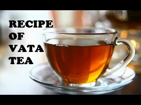 VATA TEA WITH Shilpa's YogAyu