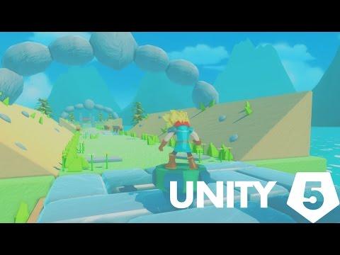 Unity 5 Game prototype update - Super...