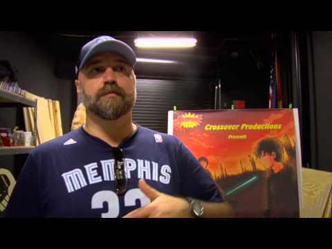 Craig Brewer on Memphis Comic and Fantasy Convention's GEEK 101 Fiedltrips