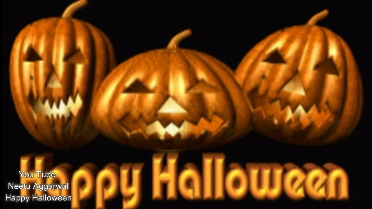 Happy Halloween Animated Wishesgreetingssmssayingsquotese Card